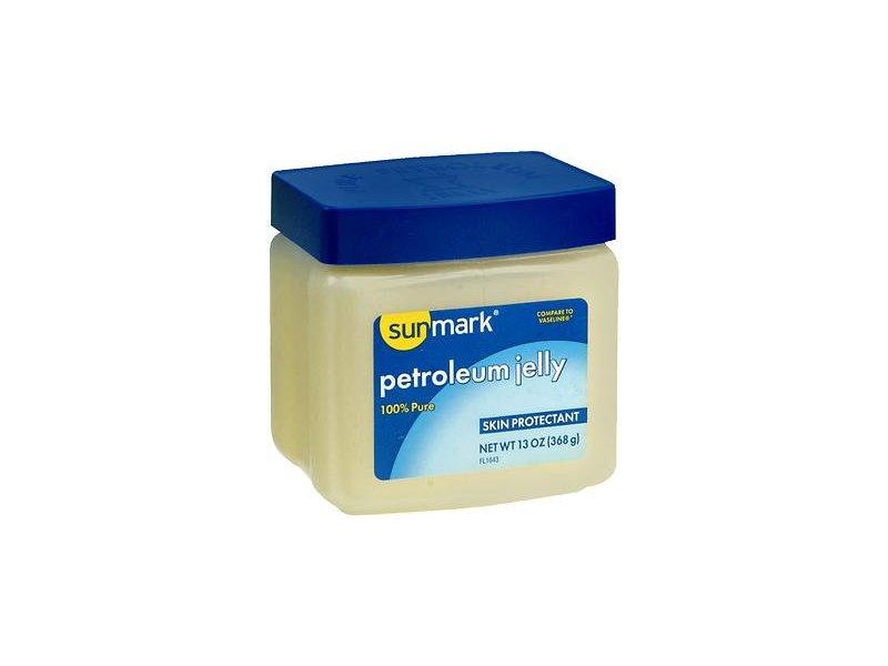 Sunmark Petroleum Jelly, 13 oz