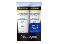 Neutrogena Ultra Sheer Dry-Touch Water Resistant Sunscreen SPF 45 - Image 2