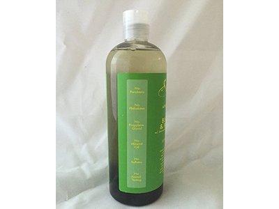 SheaMoisture African Water Mint & Ginger Detox Bubble Bath & Body Wash, 16 fl. oz. - Image 3