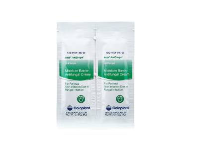 Baza Moisture Barrier Antifungal Cream, 4 gm single use packets (300 count)