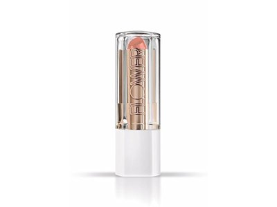 Flower Beauty Petal Pout Lip Color Lipstick Peachy Nude Cream #015 - Image 3
