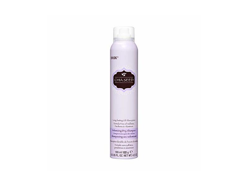 Hask Chia Seed Volumizing Dry Shampoo, 6.3 fl oz