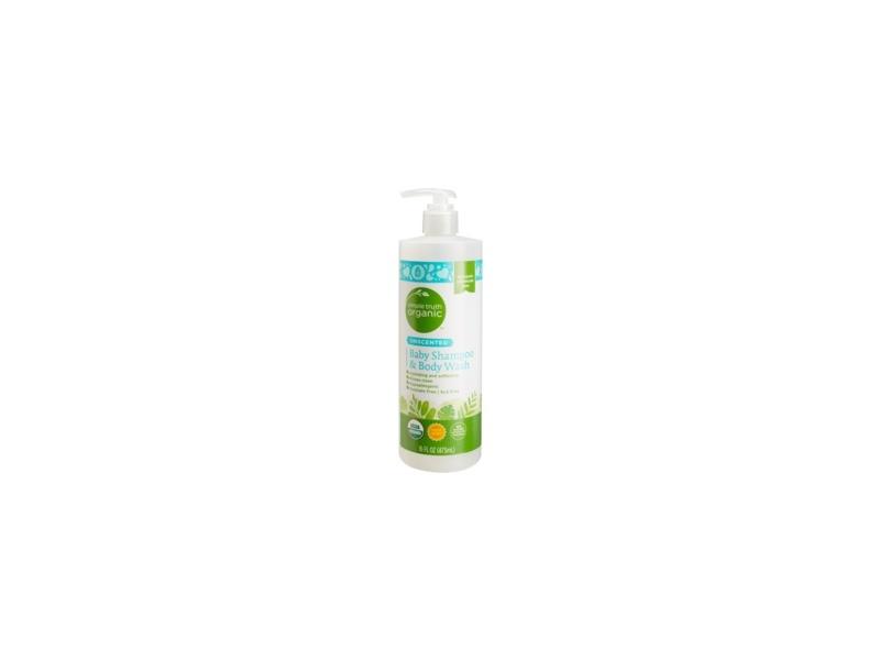 Simple Truth Unscented Baby Shampoo & Body Wash, 16 fl oz