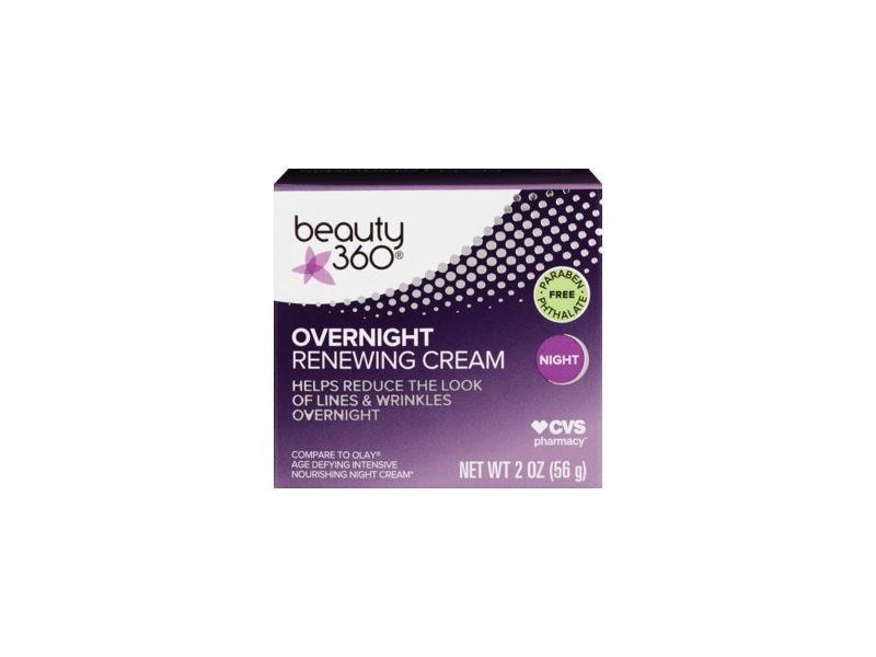 Beauty 360 Overnight Anti-Aging Complex Renewing Cream