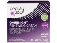 Beauty 360 Overnight Anti-Aging Complex Renewing Cream - Image 2