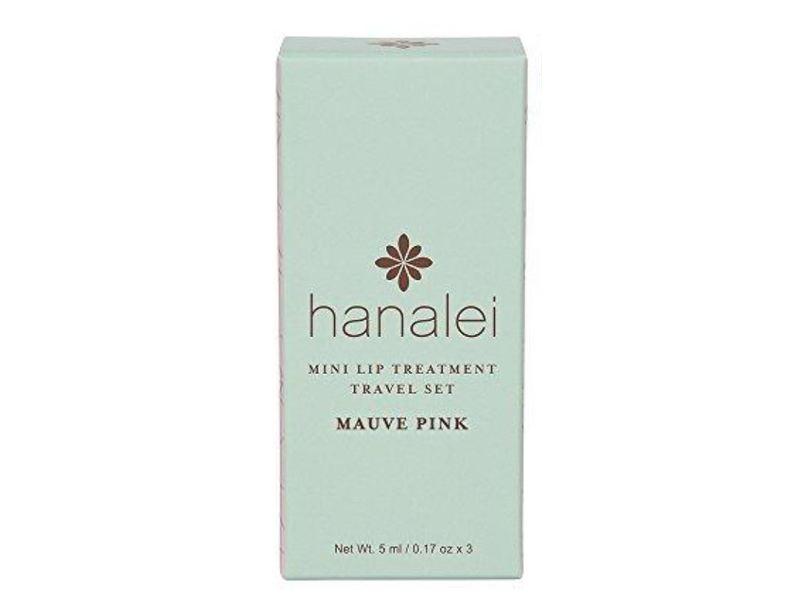 Hanalei Mini Lip Treatment, 0.17 oz (Pack of 3)