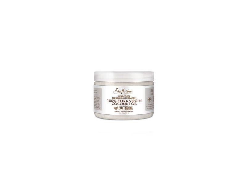 SheaMoisture Head-To-Toe Nourishing Hydration 100% Extra Virgin Coconut Oil