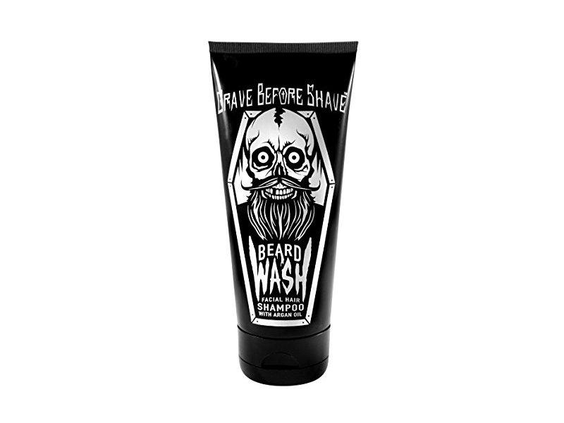 Grave Before Shave Beard Wash Shampoo, 6 oz