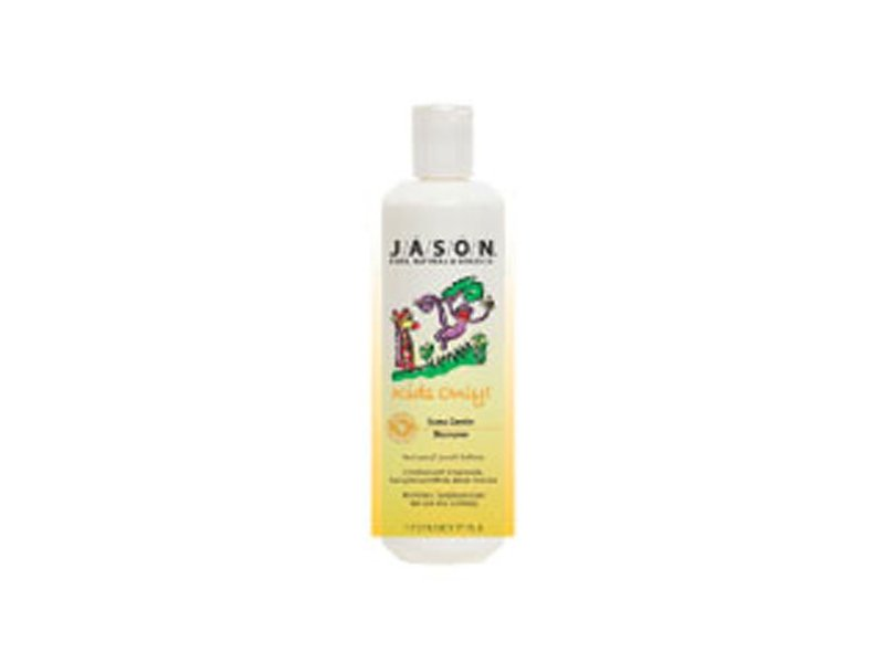 JASON Kids Only! Extra Gentle Shampoo, 17.5 Ounce Bottles(pack of 4)