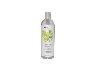 NOW Foods 100% Pure Vegetable Glycerin, 16 fl oz