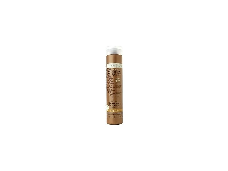 LaCoupe Orgnx Brazilian Keratin Complex smoothing conditioner, 10.1oz