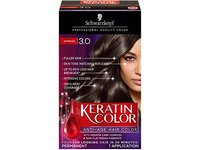 Schwarzkopf Keratin Color Anti-Age Hair Color Cream, 3.0 Espresso - Image 2