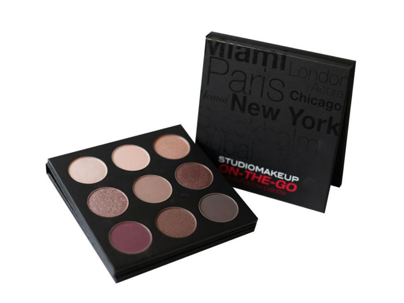 Studio Makeup On-The-Go Eye shadow Palette, Cool Down. Loading zoom
