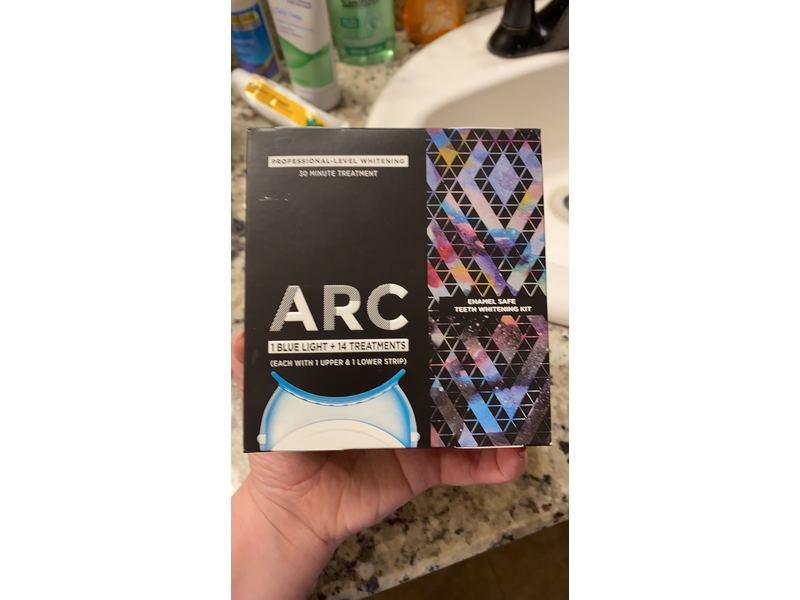 Arc Enamel Safe Teeth Whitening Kit