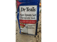 Dr. Teal's Pure Epsom Salt Therapeutic Soak, 6 lbs - Image 4