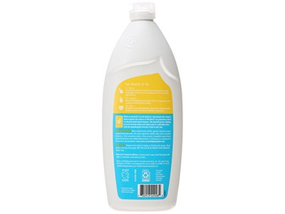 Seventh Generation Ultra Power Plus Natural Dish Liquid, Fresh Citrus Scent, 22 fl oz - Image 4