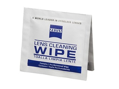 Zeiss Pre-Moistened Lens Cleaning Wipes, 600 Count - Image 3