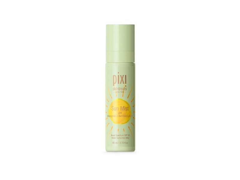 Pixi Sun Mist with Chamomile & Bamboo Extracts