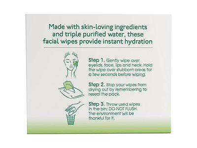 Simple Sensitive Skin Experts Micellar Wipes, Twin Pack, 25 Count - Image 3