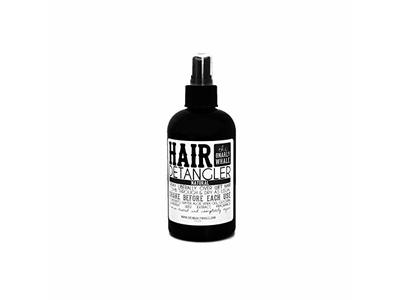 The Gnarly Whale Natural Hair Detangler Spray, Unscented, 8 fl oz