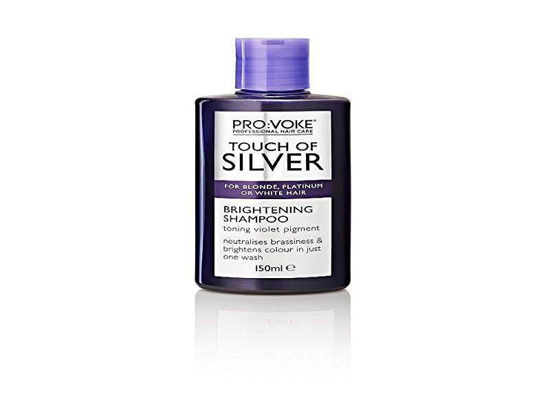 Pro Voke Touch of Silver Brightening Shampoo, 150 mL