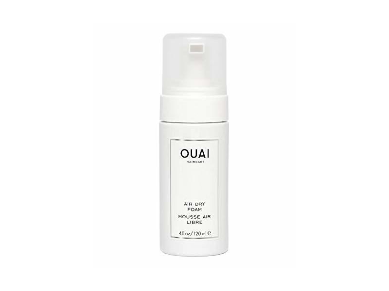 OUAI HairCare Air Dry Foam, 4 fl oz
