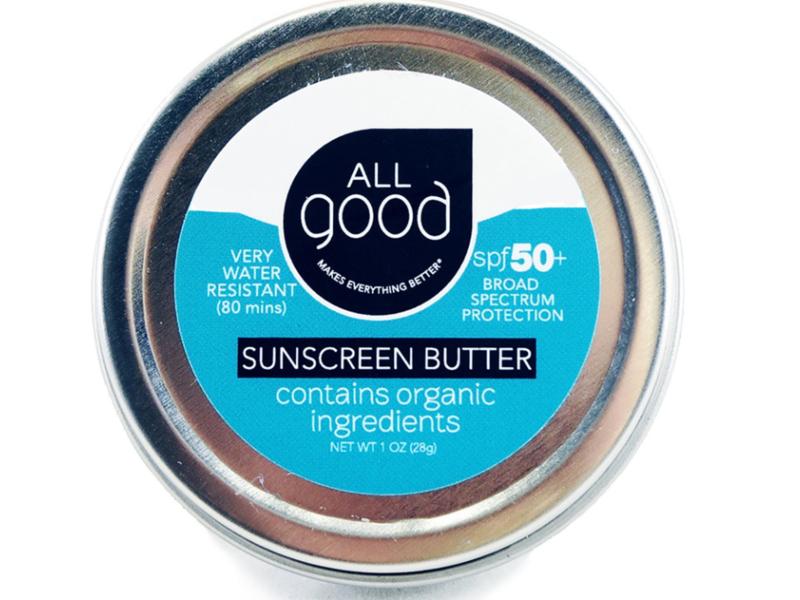 All Good Sunscreen Butter SPF 50+, 1 oz