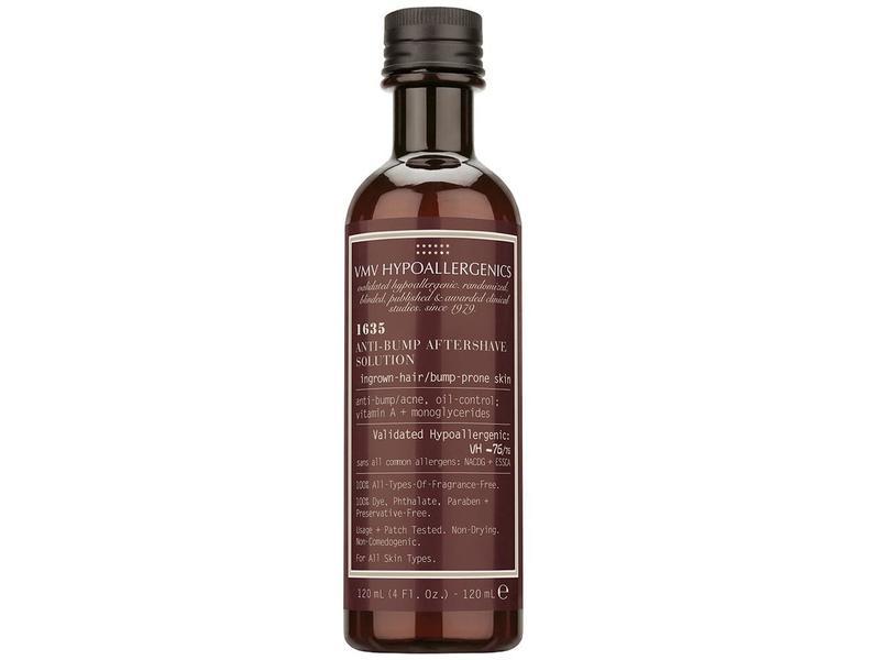 VMV Hypoallergenics 1635 Smoothening Aftershave Solution, 4.0 fl oz