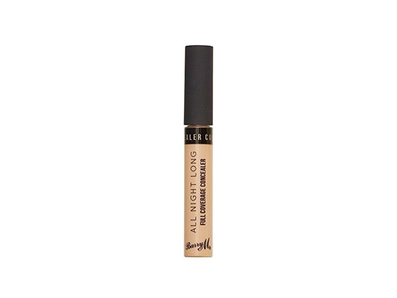 Barry M Cosmetics All Night Long Full Coverage Concealer, Waffle, 5 mL