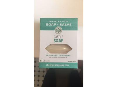 Chagrin Valley Soap & Salve Castile Soap, 5.8 oz - Image 1