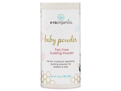 Era Organics Baby Powder, Talc Free Dusting Powder 3oz.