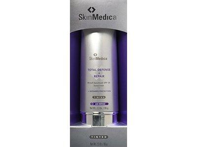 Skinmedica Total Defense + Repair, Sunscreen, SPF 34, Tinted, 2.3 oz - Image 4