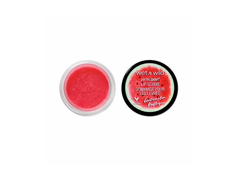 wet n wild Perfect Pout Lip Scrub, Watermelon, 0.35 Ounce