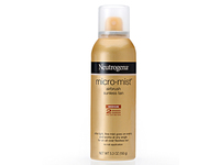 neutrogena micromist airbrush sunless tan, johnson & johnson - Image 1