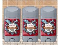 Old Spice Wild Collection Antiperspirant & Deodorant Krakengard 2.6 oz (Pack of 3) - Image 2