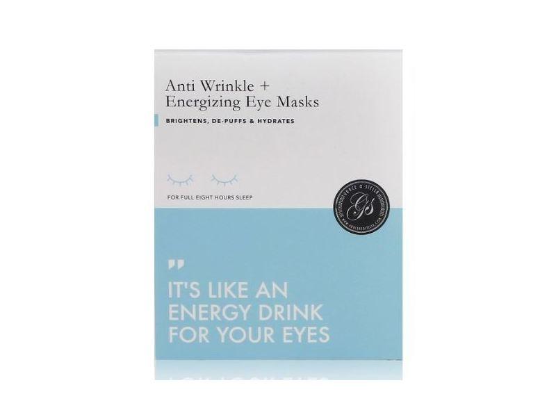 Grace & Stella's Anti Wrinkle+Energizing Eye Masks, 12 ct