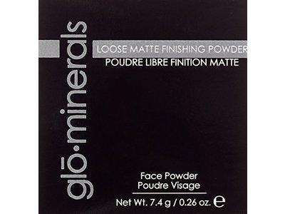Glo Skin Beauty Minerals Loose Matte Finishing Powder, Translucent, 0.37 oz - Image 3