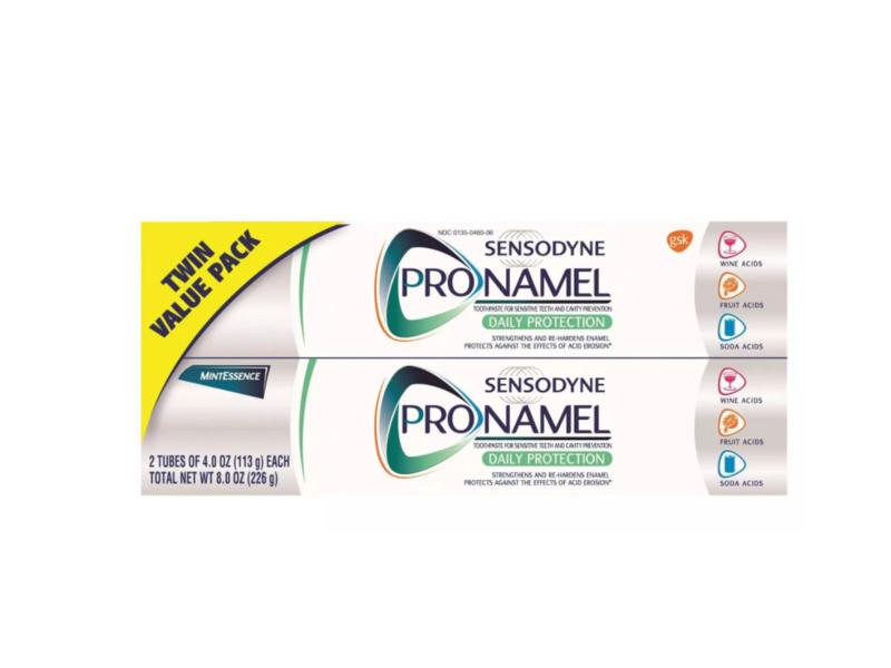 Sensodyne Pronamel Toothpaste, 4 oz/113 g (2 tubes)
