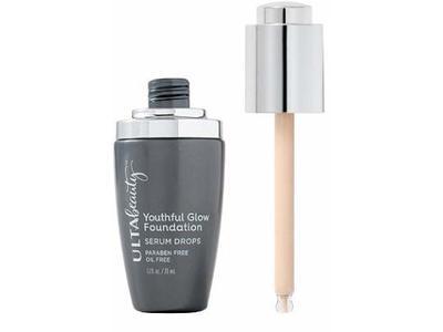 Ulta Beauty Youthful Glow Foundation Serum Drops, Light Cool, 1.1 fl oz