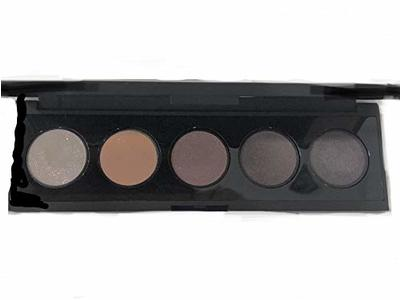 barMineral Bounce & Blur Eye Shadow Palette-Dawn