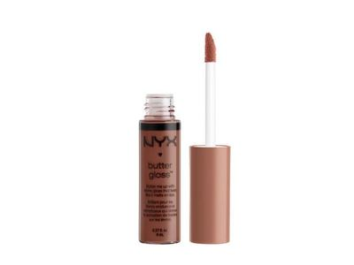 NYX Cosmetics Butter Gloss, Ginger Snap, 0.27 oz