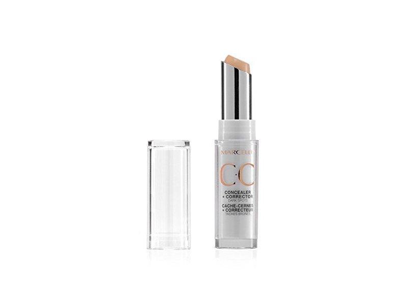 Marcelle CC Concealer + Corrector, Light to Medium, 0 12 oz