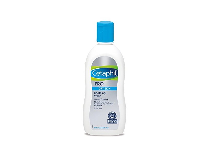 Cetaphil Pro Soothing Wash, 10 Ounce (Pack of 3)