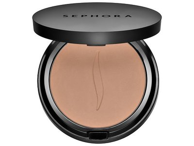 Sephora Collection Matte Perfection Powder Foundation, 20 Neutral Beige, 0.264 oz - Image 1