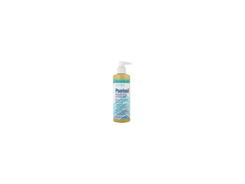 Home Health Psoriasil Medical Body Wash -- 8 fl oz