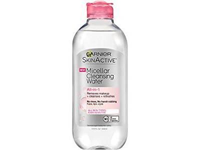 Garnier SkinActive Micellar Cleansing Water, 13.5 oz