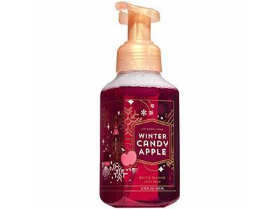 Bath & Body Works Winter Candy Apple Gentle Foaming Hand Soap, 8.75 fl oz