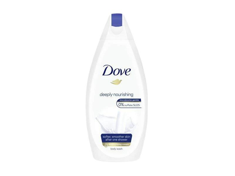 Dove Deeply Nourishing Body Wash, 225 mL