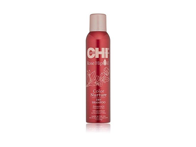 CHI Rosehip Oil Dry Shampoo, 7 Oz