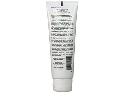 Theraplex Exfoliating Emollient Cream, Peppermint, 2.5 oz - Image 4